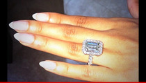 Evelyn Lozada --ENGAGED to Carl Crawford ... and My Ring's Bigger than Gabrielle Union's!