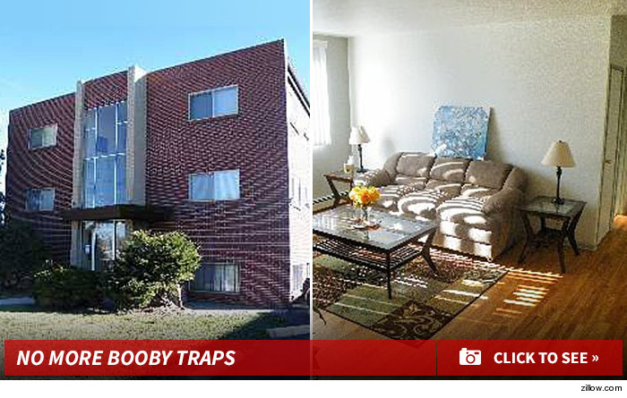 James Holmes Y Tred Apartment On The Market