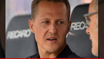 Michael Schumacher In Critical Condition -- Race Legend Suffers Head Injury in Skiing Accident