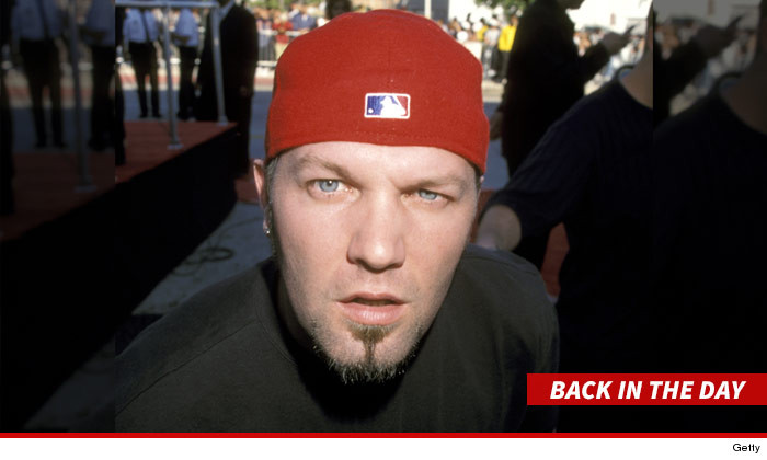 Fun fact -- Blood Fart was a band name Durst considered before settling on  Limp Bizkit 3f5acdfae19