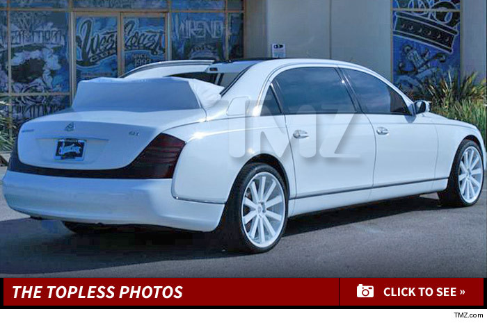 tyga -- drops $2.2 mil on topless model | tmz