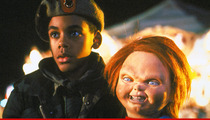 'Child's Play 3' Actor -- He's a Drunken Foul-Mouthed Urinator ... Says Ex-GF