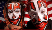 Insane Clown Posse Sues Federal Government -- Juggalos Aren't a Gang, We're a Family