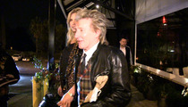 Rod Stewart -- F the Beatles!