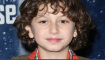 'Girl Meets World' Kid -- I Make $8,000 a Week ... And I'm 6 Years Old