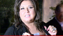 'Dance Moms' Abby Lee Miller -- Crawls Out Of Bankruptcy