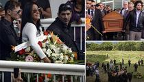 Slain Venezuelan Soap Star Monica Spear -- Crowds Flock to Emotional Funeral [PHOTOS]