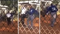 Ex-Yankees Star 'El Duque' -- EJECTED FROM YOUTH BASEBALL GAME ... After Major League Tantrum