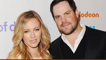 Hilary Duff & NHL Star Mike Comrie -- We've SEPARATED ... And Clearly Divorcing