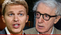 Woody Allen's Son -- Diane Keaton Forgot to Say ... My Dad's a Child Molestor