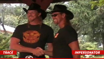 Trace Adkins -- My Impersonator Is a Creep