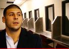 Aaron Hernandez -- Abandoned by Teammates in Jail