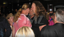 Trace Adkins Confronts Impersonator -- Take Off That F**king Hat! [PHOTOS]