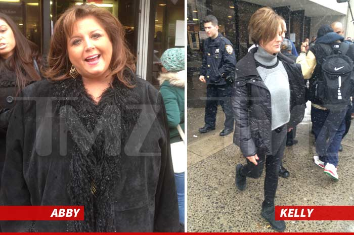 Dance Moms Stars Blocked From Tweeting At Co Star Following