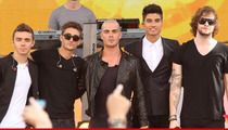 The Wanted Breaks Up -- We're Dunzo!!!