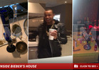 Justin Bieber -- My Kitchen Is Drug Central  [PHOTOS]