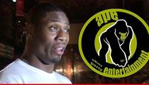 Jacoby Jones Sued -- You Ruined Our Super Bowl Party ... Who Cares If You Were Playing In It