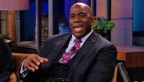Magic Johnson -- RIPS Dennis Rodman ... You're a Pathetic Traitor