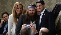 'Duck Dynasty' Stars -- State of the Union? You're Lookin' at It!