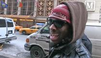 DeAngelo Williams -- Hooker Bust WON'T Ruin Super Bowl Week