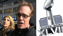 Joe Buck -- Super Bowl Announcing Booth Is a Fart-Free Zone