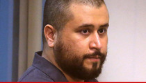George Zimmerman Boxing Match -- Beefing Up Security ... We're Afraid For His Life