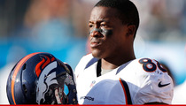 Demaryius Thomas -- Tim Tebow's Still My Homeboy