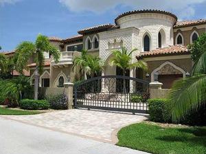 Plaxico Burress -- The Florida Mansion