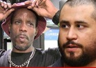 DMX -- Yes, I Agreed to Fight George Zimmerman ... But I Wanna Talk Money First