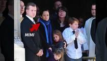 Philip Seymour Hoffman's GF & Children -- Emotional Funeral Exit