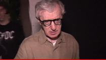 Woody Allen -- Finally Responds ... I Did NOT Abuse Dylan, Experts Think Mia Farrow Coached Her to Lie
