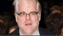 Philip Seymour Hoffman -- Rehab Friends Scared Straight After Death