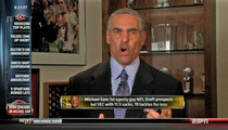 Herm Edwards -- Michael Sam's Gayness is Considered 'Baggage'