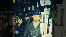 Aaron Paul -- Drinking At Cheers -- They All Knew My Name, Yo
