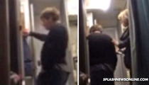 Chris Kattan -- Spaced Out on Airplane Before DUI Arrest [VIDEO]