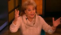 Barbara Walters -- Feeling Good Vibrations ... As in Masturbation