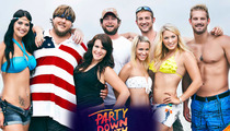 'Party Down South' Cast -- CMT Plays Hardball ... If You Wanna Walk, There's The Door