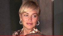 Sharon Stone Sues Over Cuba Flick -- And she's Not Fidel-ing Around