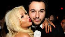 Christina Aguilera -- SURPRISE! I'm Pregnant Again