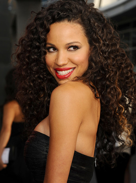Jurnee Mollett resurfaced looking skeptical.