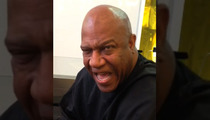 Hulk Hogan -- THREATENED BY OLD RIVAL ... I Want a Rematch!!!