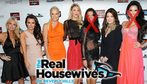 'Real Housewives of Beverly Hills' -- Two Wives on the Chopping Block