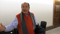 Johnny Bench -- I Dare You To Run Me Over!!!