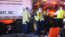 Ex-Miami Hurricanes Football Star -- Jojo Nicolas 'Critical Condition' After Car vs. Semi Crash