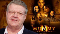 'Mummy' Producer -- Gives Fortune To  Church ... Please Save My Soul!