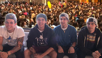 Australian Pranksters Janoskians -- NYC Chicks Love Our Dumbasses, But We Have NO Idea Why