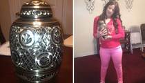 Ex-WWE Superstar Big Daddy V -- CREMATED and Ready for Gifting (Yes, Gifting)
