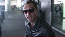 Jude Law -- I Support ALL My Kids -- Especially The Illegitimate One