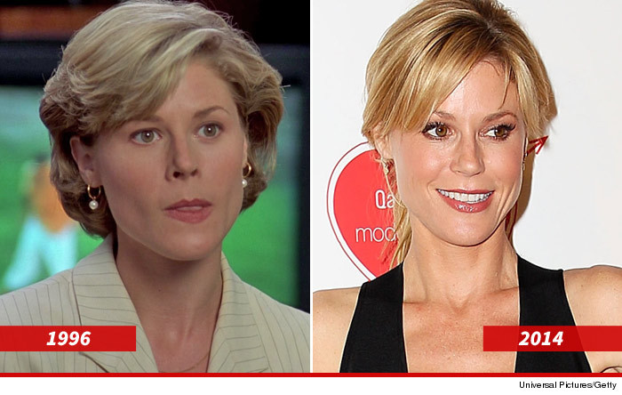 Julie Bowen: Good Genes or Good Docs? | TMZ.com