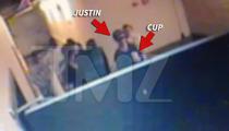 Justin Bieber -- Styrofoam Cuppin' in Atlanta Nightclub -- Sign of Sizzurp [VIDEO]